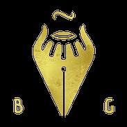 BGCre8 gold logo