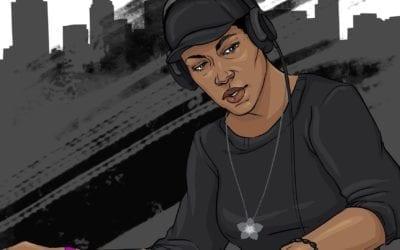 COTM ~ 10/18: DJ HEATHER