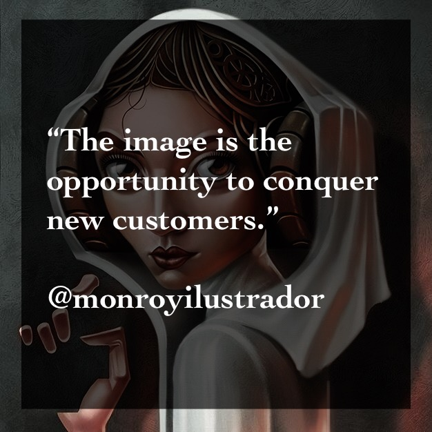 Creator of the Month February Quote from FERNANDO R. MONROY, Week 4