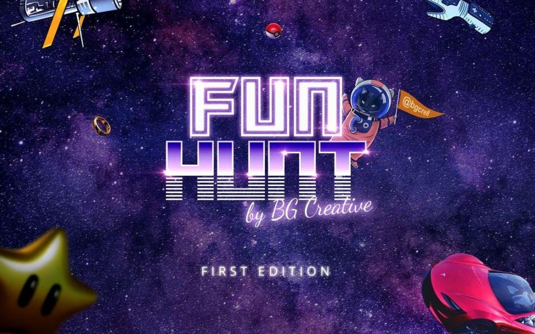 Fun Hunt: a Magical Scavenger Hunt Game